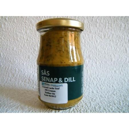 Graved /Gravad Lachs Senf 200 Gramm
